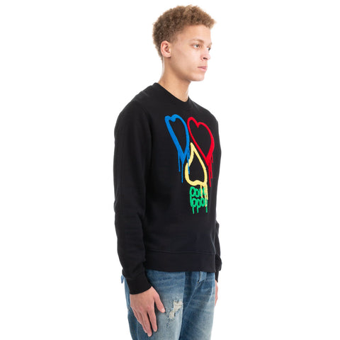 Rainbow Love Sweater