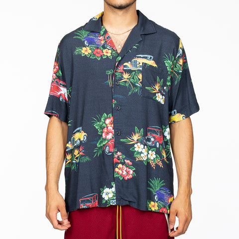 Crosshair Hawaiian Shirt