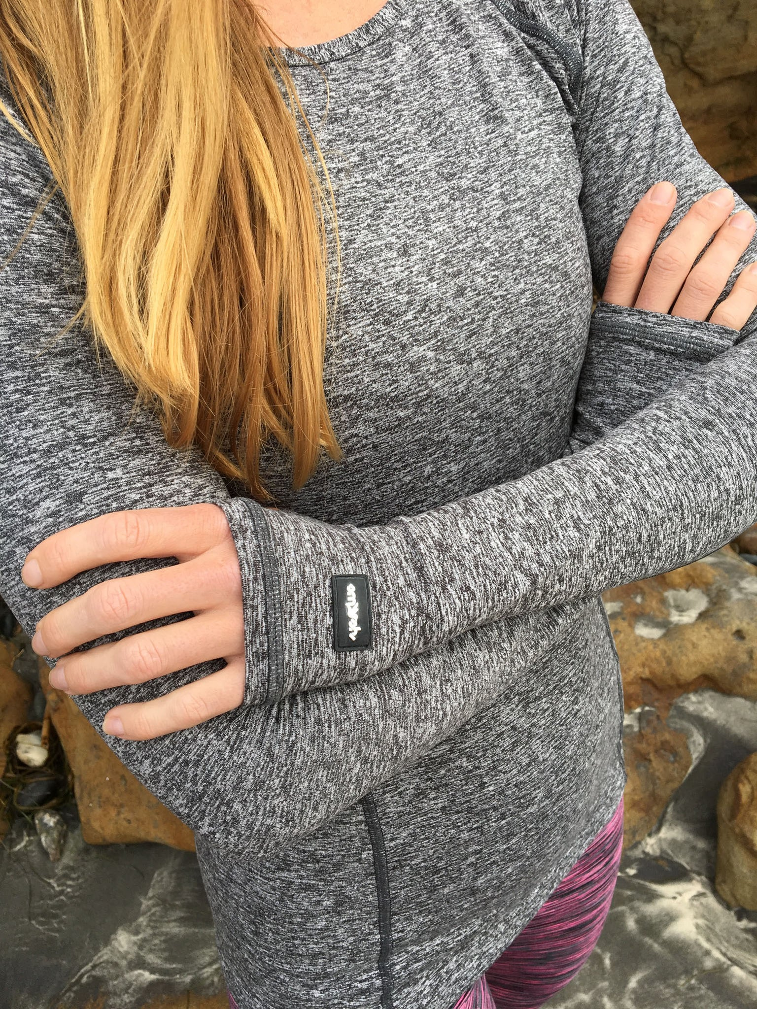 Ultra Grey Long-Sleeve