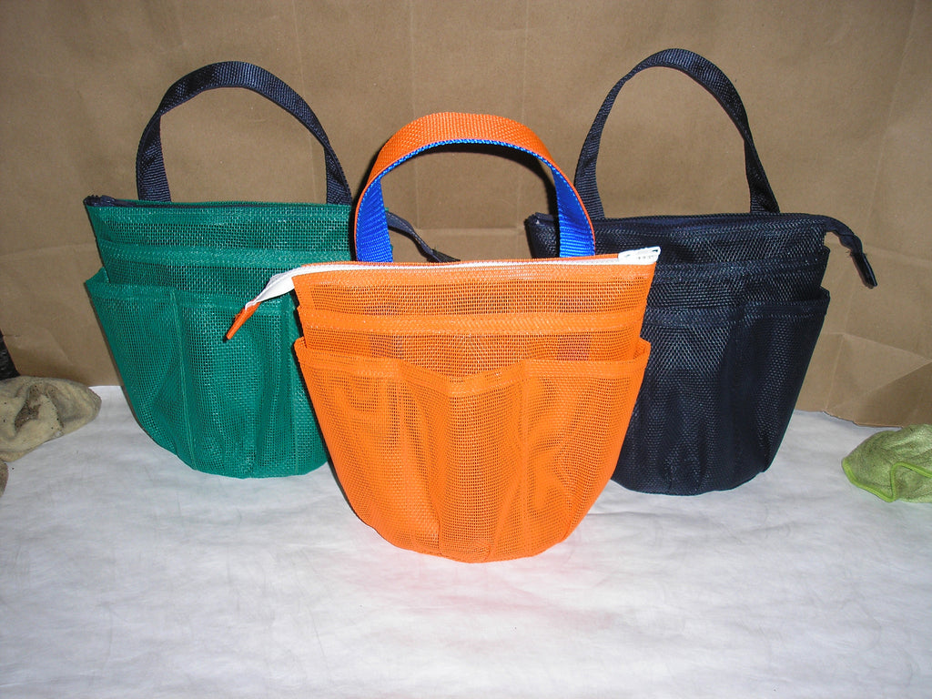 Custom Small ZipTop Shower Bags