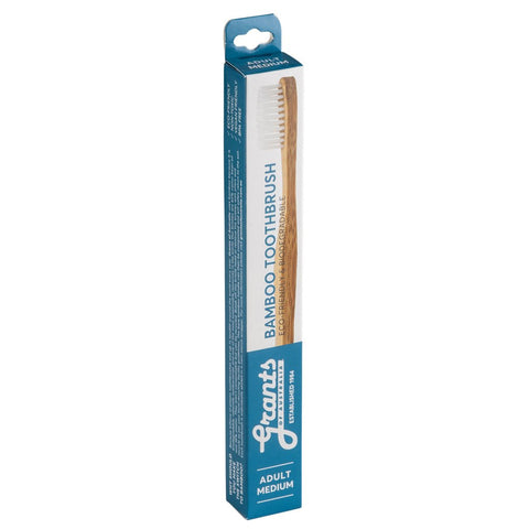 Grants Bamboo Toothbrush