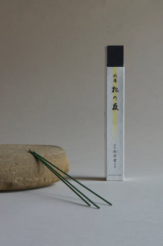 Japanese Incense - Matsunotomo