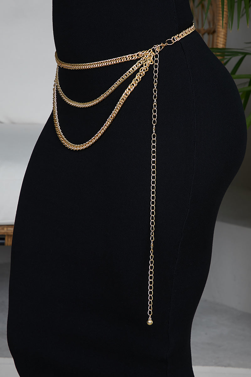 Layer Chain Belt