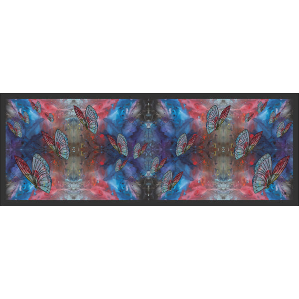 Eclipse - Long Silk Scarf