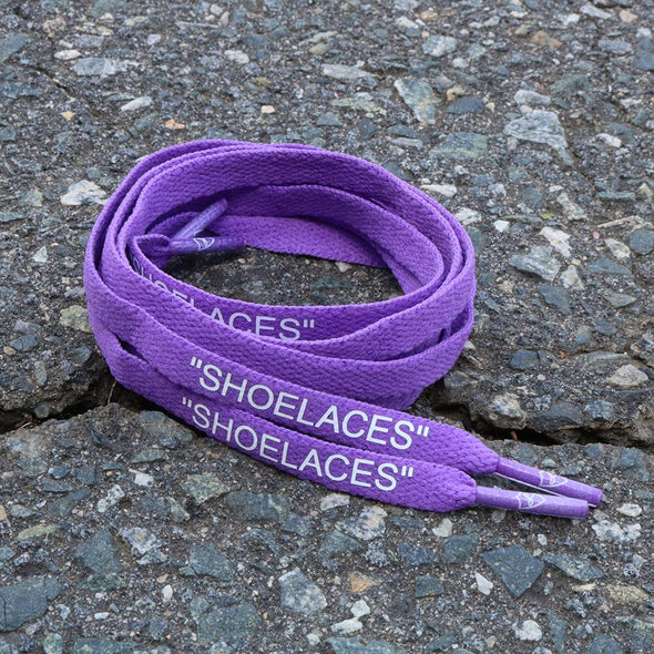 "Laced Up Laces | shoelaces | Off White ""shoelaces"" 