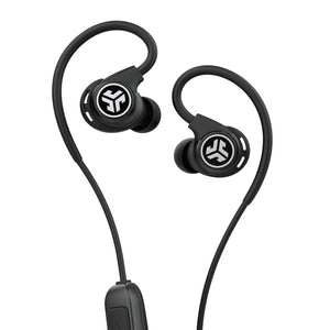 JLab Audio Fit Sport Wireless Earbuds Black