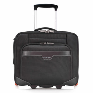 Everki Journey Laptop Trolley Rolling Briefcase 11-16in Black