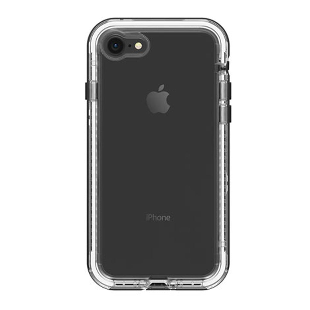 LifeProof 7757190 Next iPhone 8/7 Black Crystal (Clear/Black)