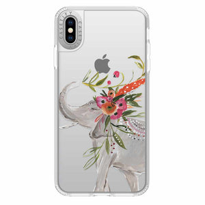 Casetify Grip Case Boho Elephant for iPhone XS Max
