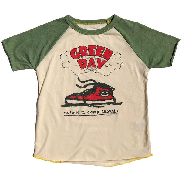 Green Day Kids T-Shirt - When I Come Around