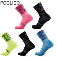 High quality Breathable Bicycle Socks - Bicycle pattern