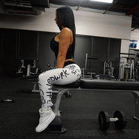 Leggings - Women's High Waist Fitness Leggings - Fitness Active Wear
