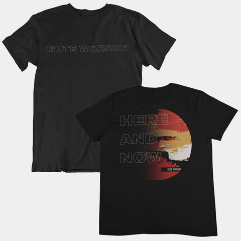 "Guts Worship ""Here and Now"" Shirt"