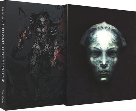 Picture of The Art of Castlevania Lords of Shadow (Limited Edition)