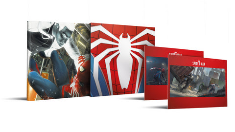 Picture of Marvel's Spider-Man: The Art of the Game - Limited Edition