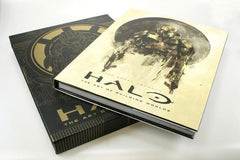 Halo: The Art of Building Worlds (Limited Edition)