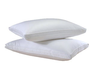 Stockholm - European White Down Pillow 233TC/550 Loft