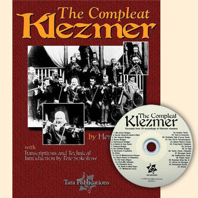 The Compleat Klezmer Book and CD