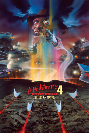 "Matthew Peak ""A Nightmare on Elm Street 4: The Dream Master"" AP"