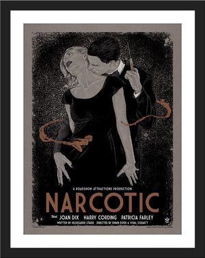 "Timothy Pittides ""Narcotic"" Gallery Variant"