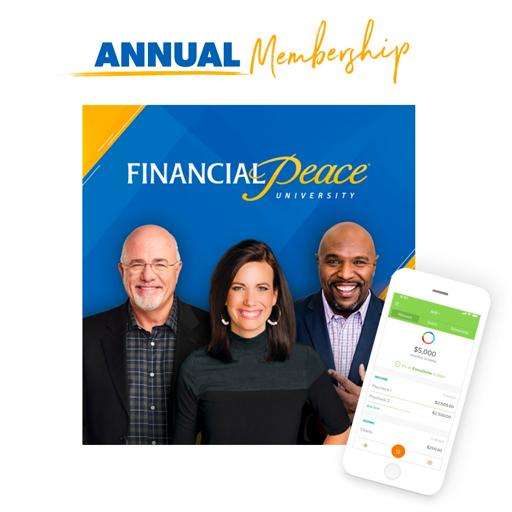 Financial Peace University Workbook