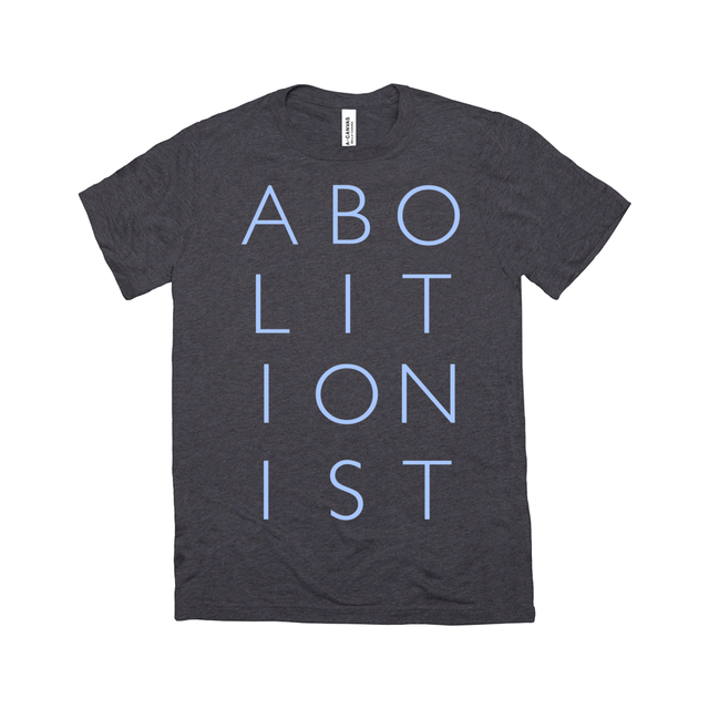 Abolitionist Stacked T-Shirts