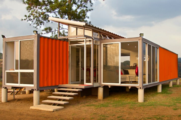 Do Container Homes Need a Foundation?