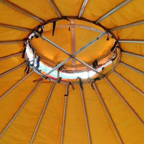 Image of 10ft Zion Galvanized Steel Yurt
