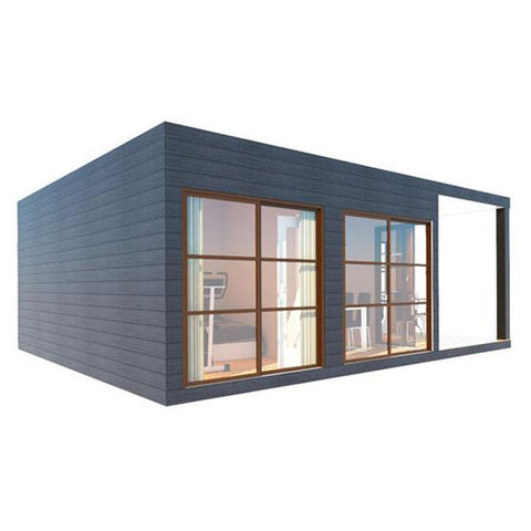Image of 1 Bedroom Container Home With Covered Deck