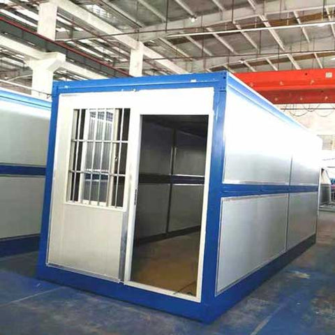 Image of 20ft Foldable Container Home