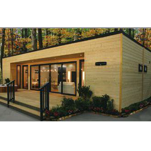 3 Bedroom Shipping Container Home With Deck