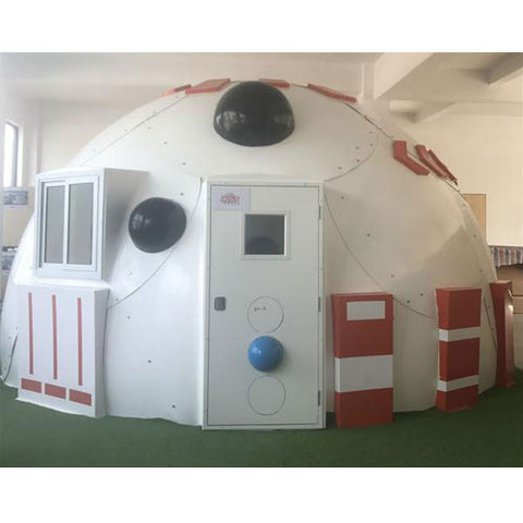 The Original 20ft Mars Dome Home With 40+ Year Lifespan