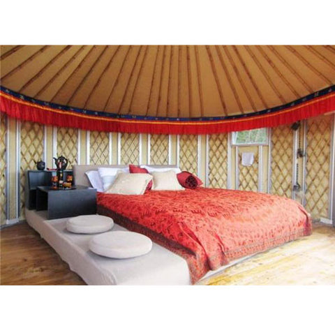 39.4ft Olympic Family Yurt Home