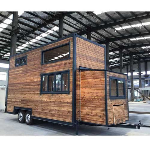 Image of Supersized 24' Tiny Home With Extra Loft Space