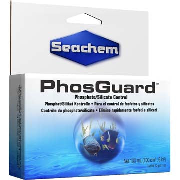 Seachem Phosguard 100ml bag - Vaquatics | Making Reefing Affordable