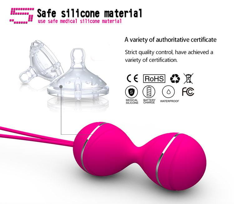 Kegel Balls with Remote Control - sex toys SexWeLove ™ Online Adult Shop & Sexy Lingerie Sexwelove