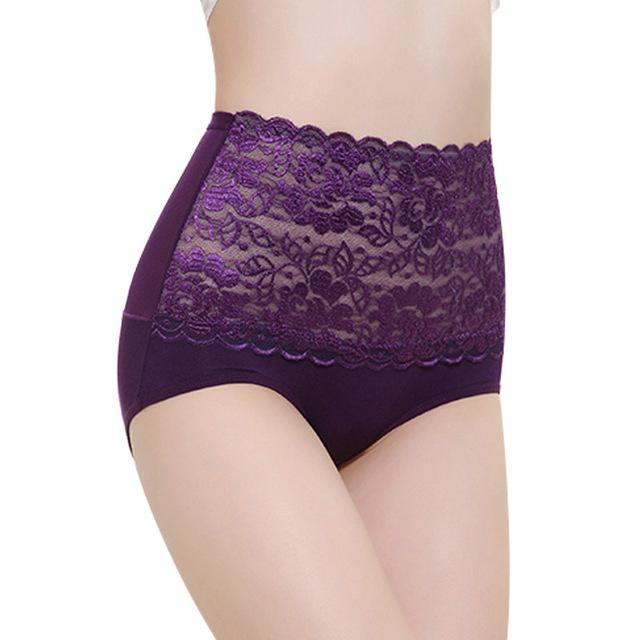 Panties Sexy Slimming - Lingerie SexWeLove ™ style 1 purple / L Online Adult Shop & Sexy Lingerie Sexwelove