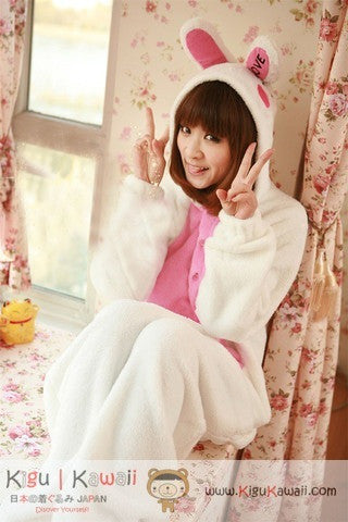 Rabbit Animal Adult Kigurumi Onesie