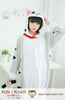 New Kawaii Cartoon Cat Adult Animal Winter Kigurumi Fleece Onesie KK862 - Kigu Kawaii | Buy Kigurumi, Animal Pajamas & Animal Costumes on Kigurumi Store - Welcome  - 4