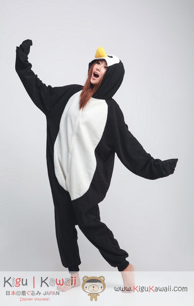 New Penguin Animal Adult Japanese Kigurumi Onesie