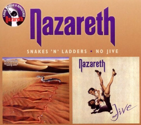 Snakes N Ladders / No Jive - Nazareth By Nazareth (2011-06-14)