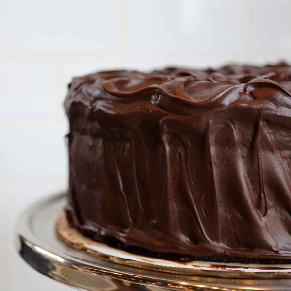 BIG-Ass Chocolate Cake