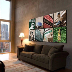 Cubs Canvas Collection - Canvas Wall Art - HolyCowCanvas