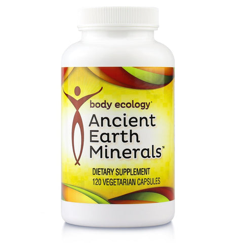 Ancient Earth Minerals Capsules