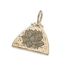 Sterling Silver Palas Charm 4112