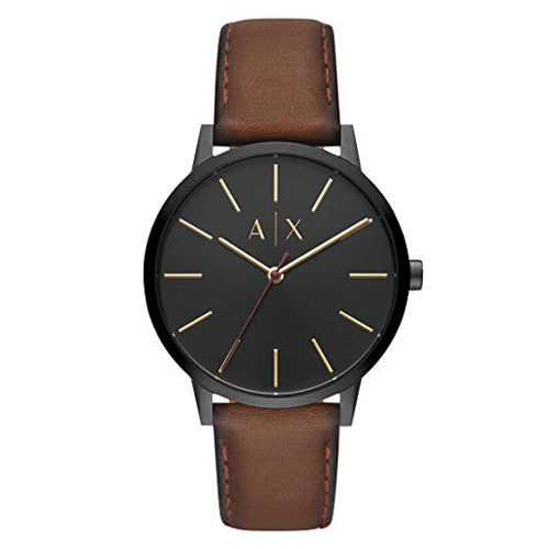 Armani Exchange Cayde Brown Watch AX2706