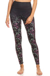 Embroidered Iris NFS Legging