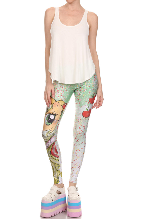 Applejack Leggings - POPRAGEOUS  - 4