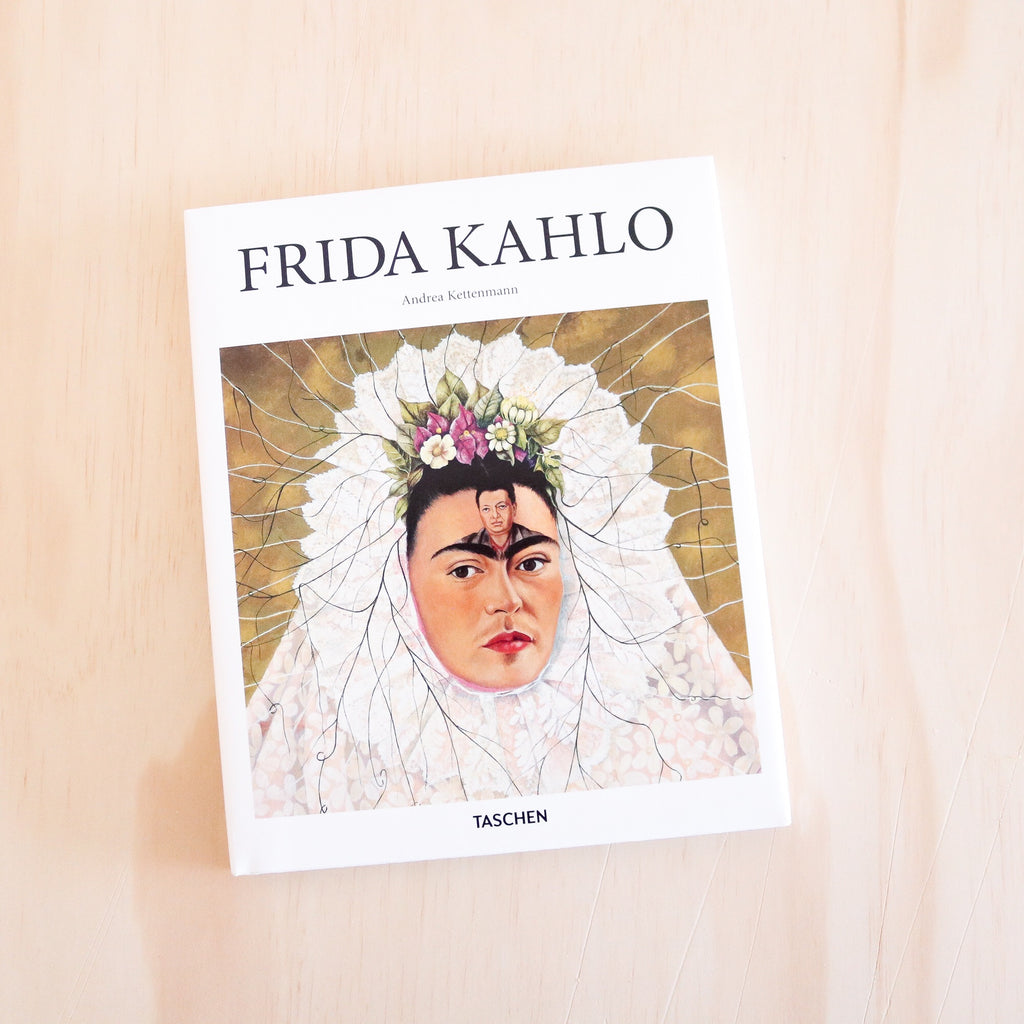 Kahlo Basic Art Series Book