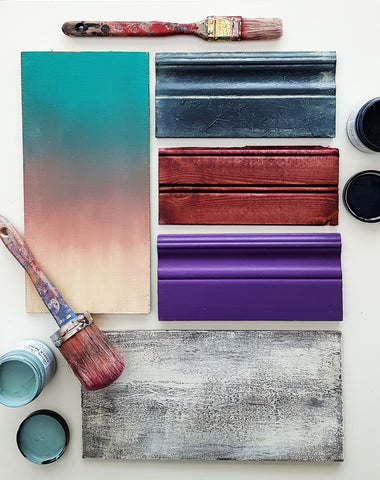 Chalk Paint™ Beyond the Basics: Texture, Blending, Mixing and more!